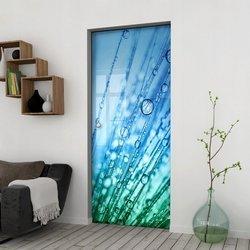 Drzwi Szklane Przesuwne 65 GR-H017 KASETA