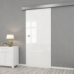 Drzwi Szklane Przesuwne 650X2095 8MM FLOAT ESG/VSG
